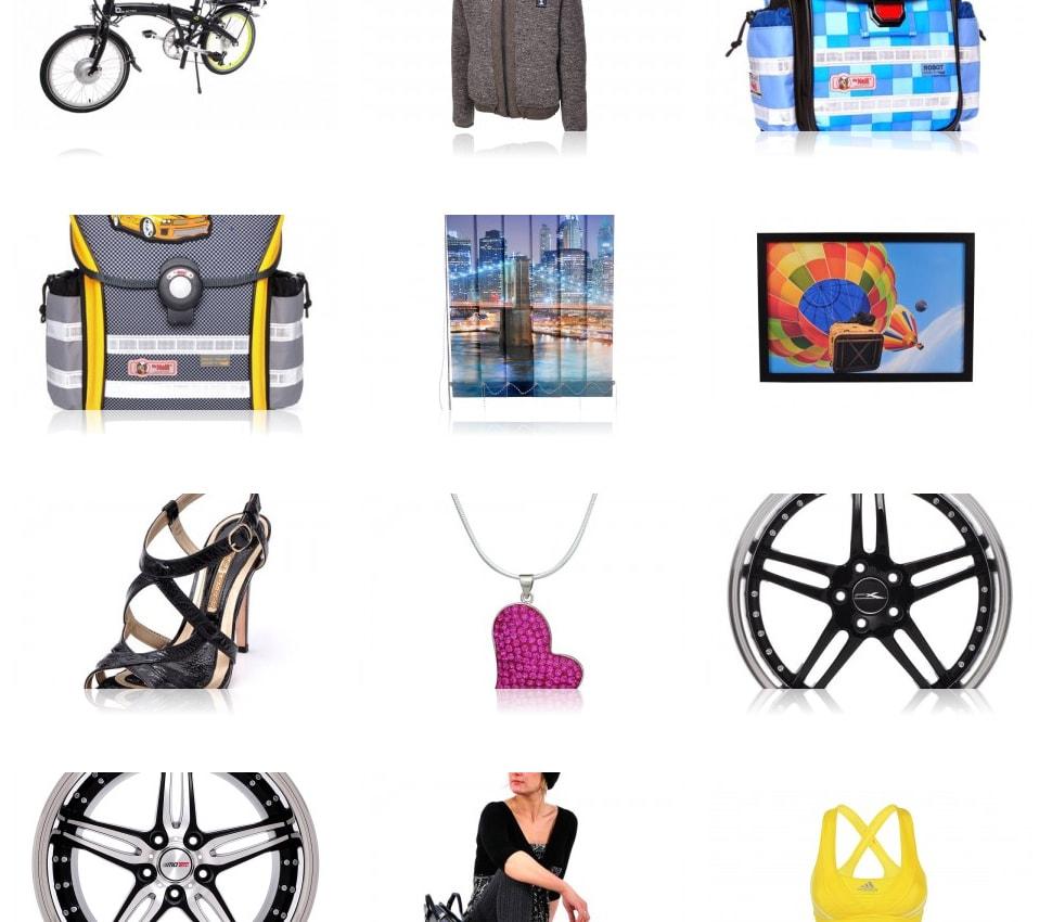 360 Grad Produktfotos Übersicht