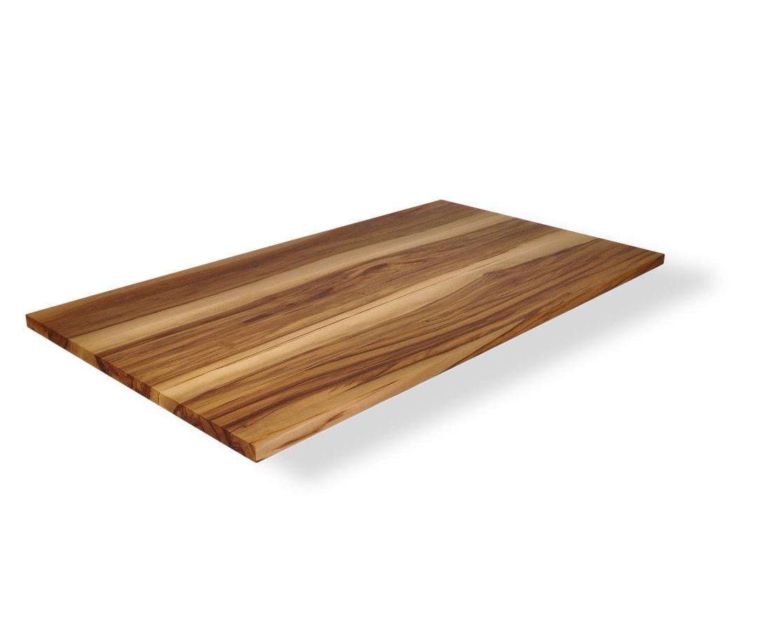 Tischlatten aus Holz als 4 Achs 360 Grad Produktfotos
