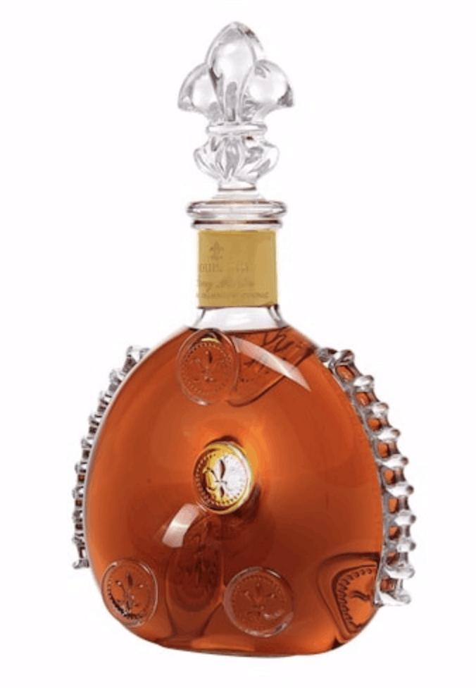 Flasche Glas 360 Grad Ansicht
