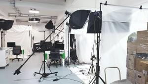 360 Grad Produktfoto Studio