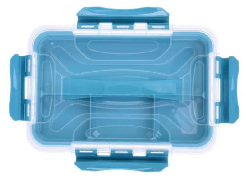 Frischhaltebox 360 Grad Produktfoto